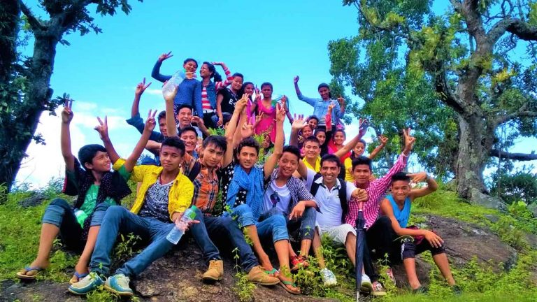 Educational Trip of Class 10 Students